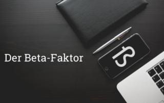 Der Beta-Faktor Blogbanner Finanzbiber