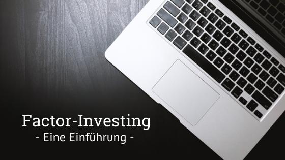 Factor-Investing Einführung Blogbanner Finanzbiber