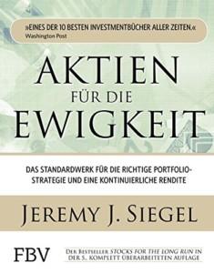 Jeremy Siegel - Aktien für die Ewigkeit Buchcover