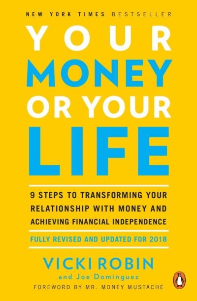 Vicki Robin & Joe Dominguez - Your Money or Your Life Buchcover