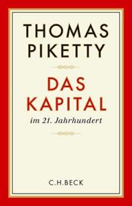 Das Kapital im 21. Jahrhundert Buchcover