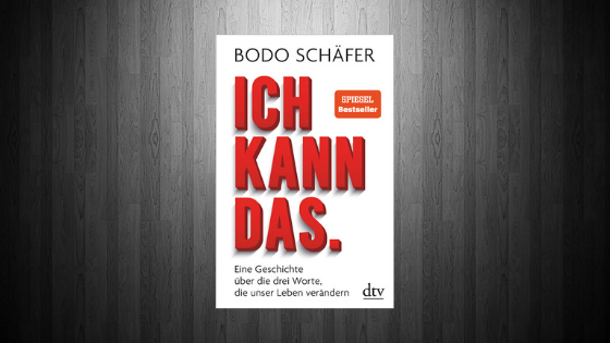 Bodo Schäfer - Ich kann das Blogbanner
