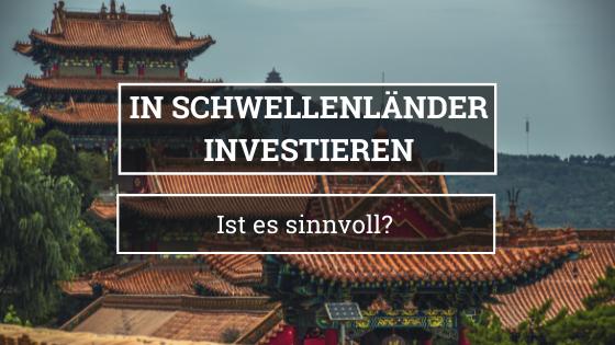 In Schwellenlänger investieren Blogbanner
