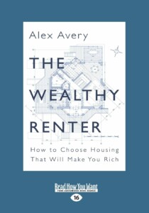 Alex Avery - The Wealthy Renter Buchcover