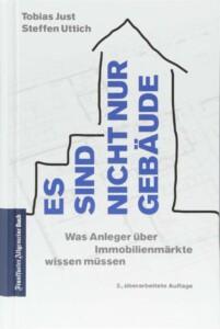Tobias Just & Steffen Uttich - Es sind nicht nur Gebäude Buchcover