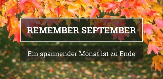 Remember September Blogbanner